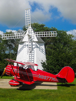 USA: Cape Cod Biplane Ride