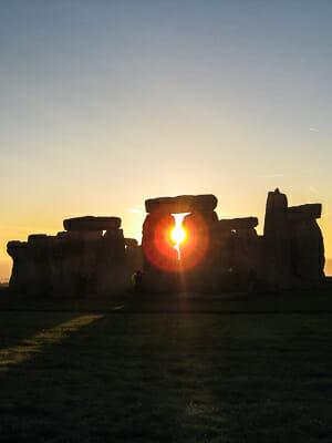 Stonehenge - England - Autumn Equinox