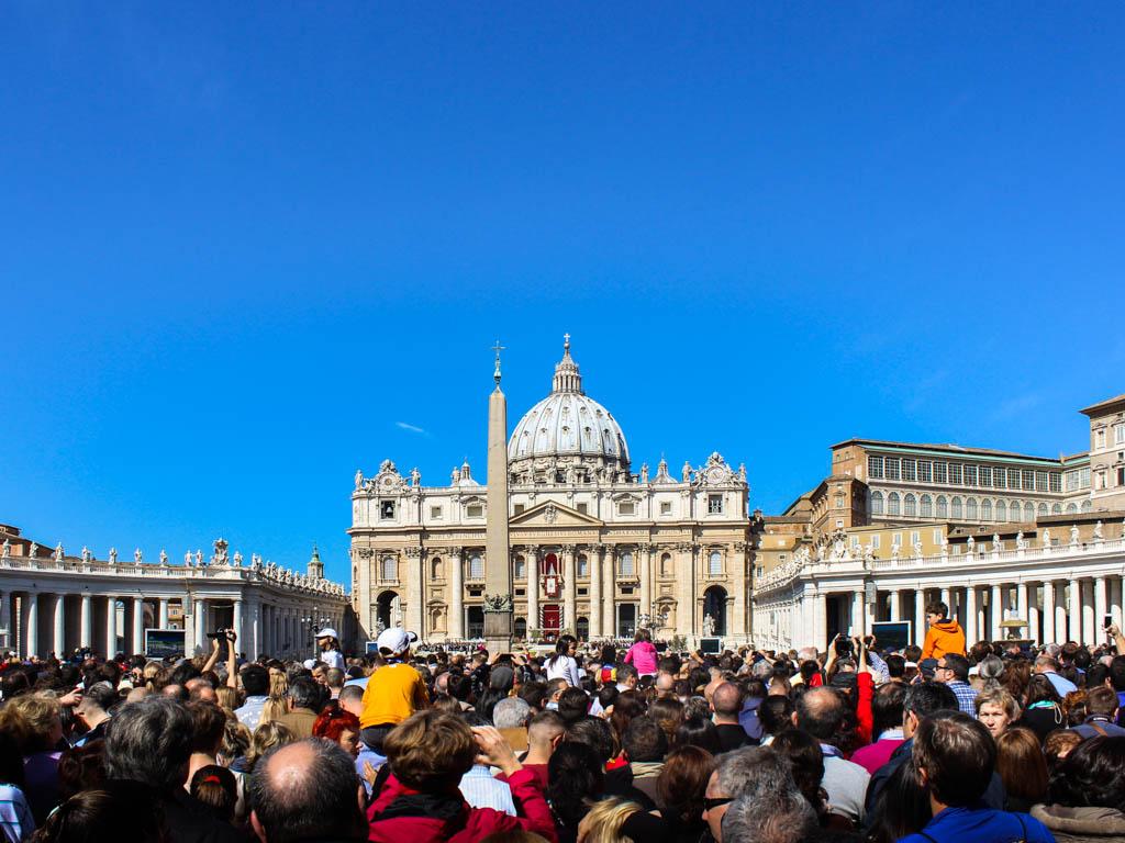 Vatican City - Easter Sunday Mass