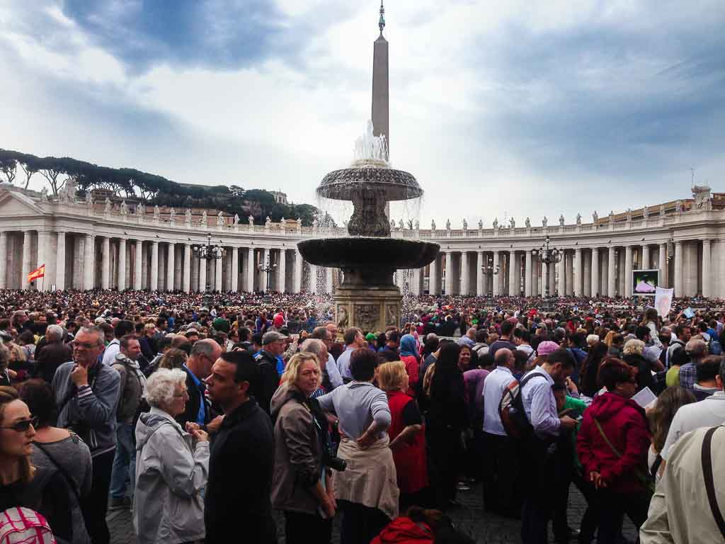 Easter Mass at the Vatican