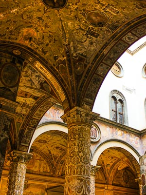 Florence Italy - Architecture