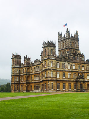 Downton Abbey • Highclere Castle • England, UK