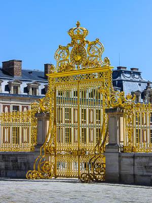 France Versailles - Golden Gate