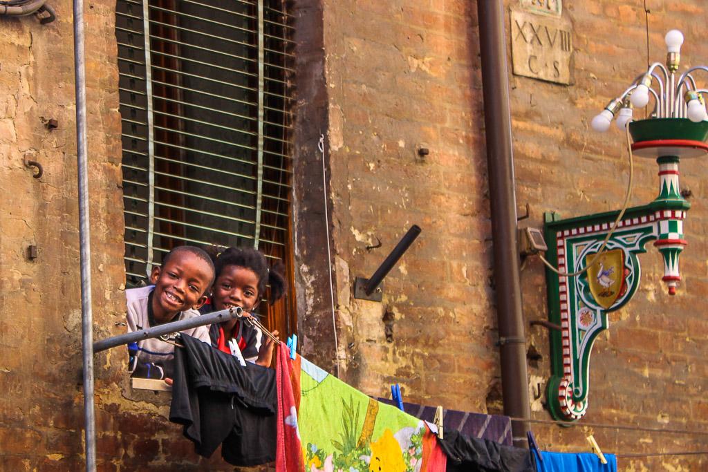Italy - Siena Smiles