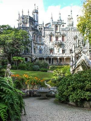Portugal - SIntra - Quinta da Regaleira
