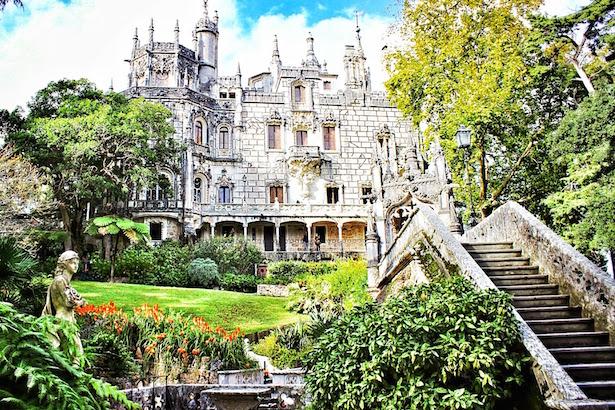Quinta da Regliera Palace