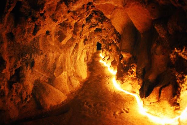 Quinta da Regliera Tunnel