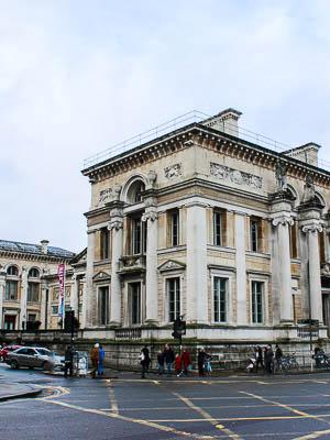 Oxford: Ashmolean Museum