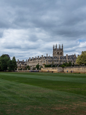 England Oxford - Literary Inspiration