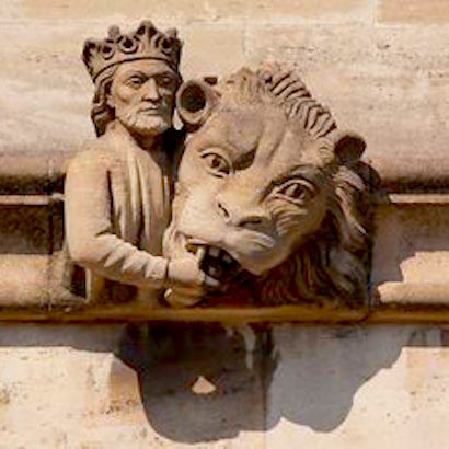 Lions in Oxford