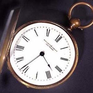 Charles Dodgson (aka Lewis Carroll's) watch