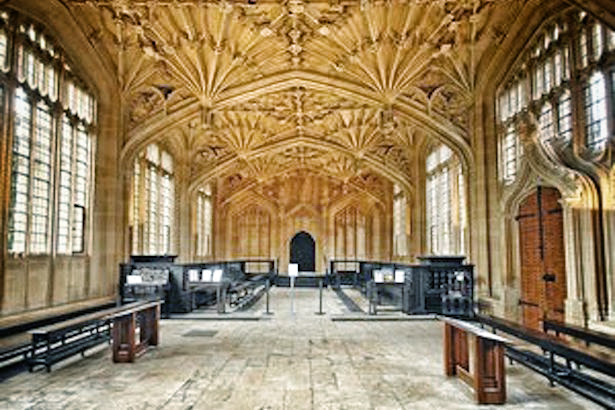 Bodleian Library Infirmary