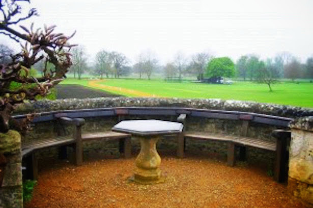 Merton College Stone Table