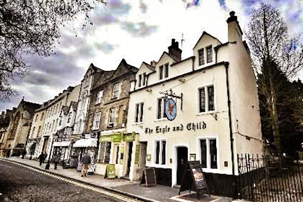 Eagle & Child Pub