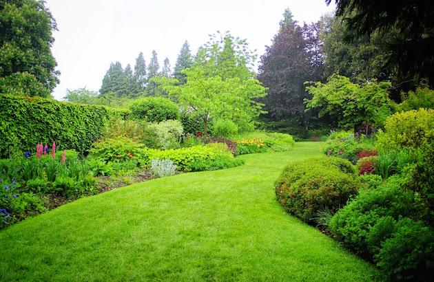 The Secret Garden at Highclere Castle