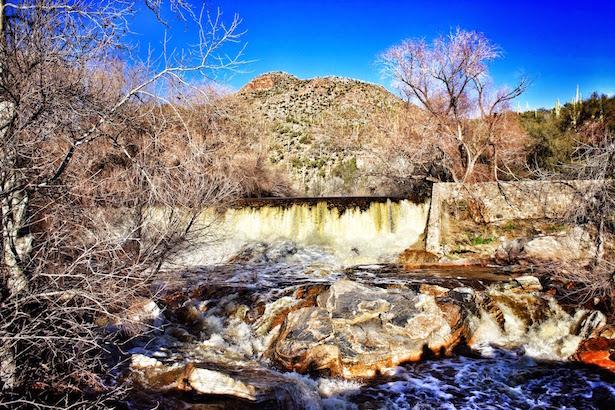 Tucson - Sabino Canyon