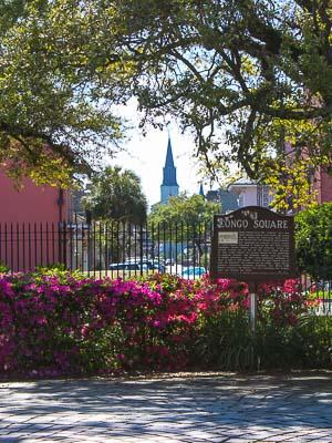 New Orleans - Congo Square