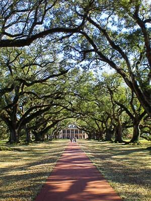 Louisiana - Oak Alley Plantation