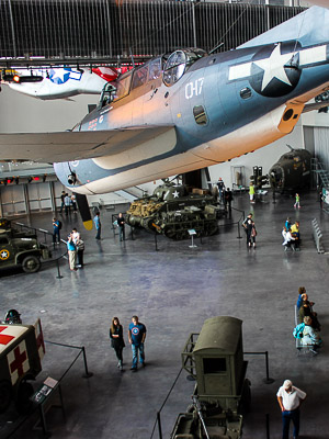 New Orleans - World War II Museum