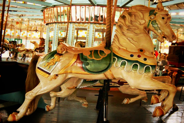 New Orleans City Park Carousel