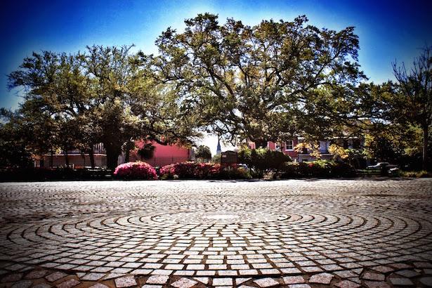 New Orleans Louis Congo Square