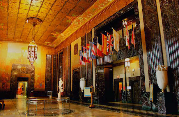 Louisiana State Capitol Memorial Hall