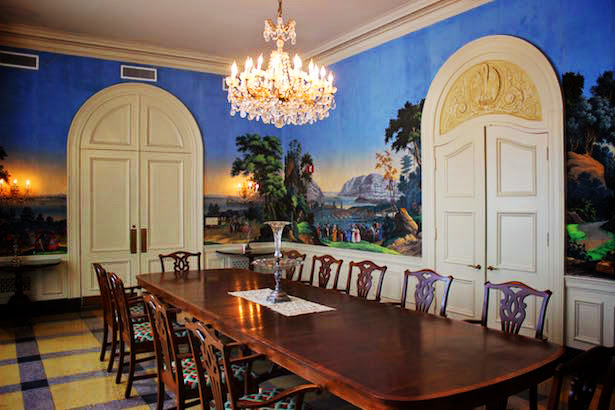 Old Governor's Mansion - Dining Room