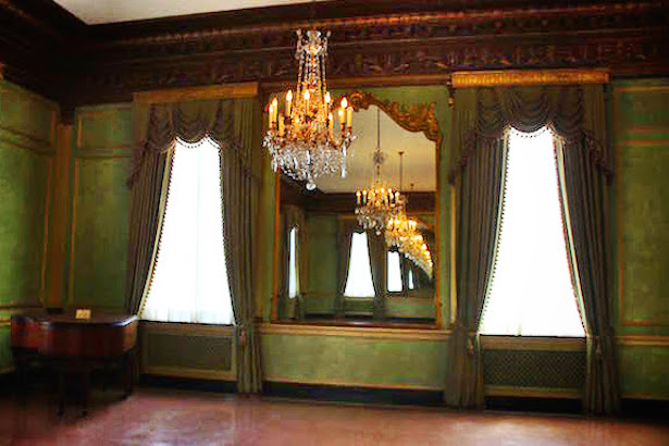 Old Governor's Mansion - Ballroom