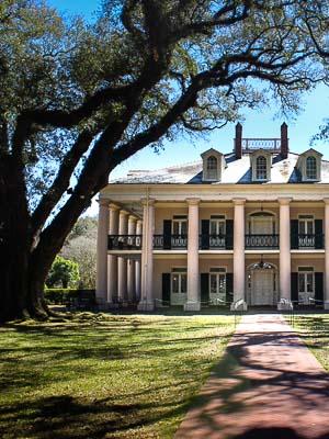 Louisiana - Oak Alley Plantation