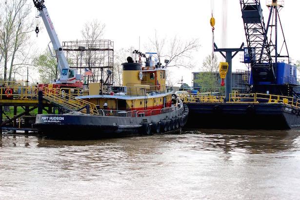 Mississippi Tugboats