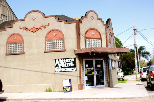 Algiers Point Grocery Store