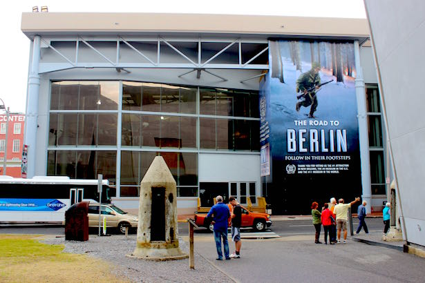 The National World War II Museum in New Orleans Road to Berlin