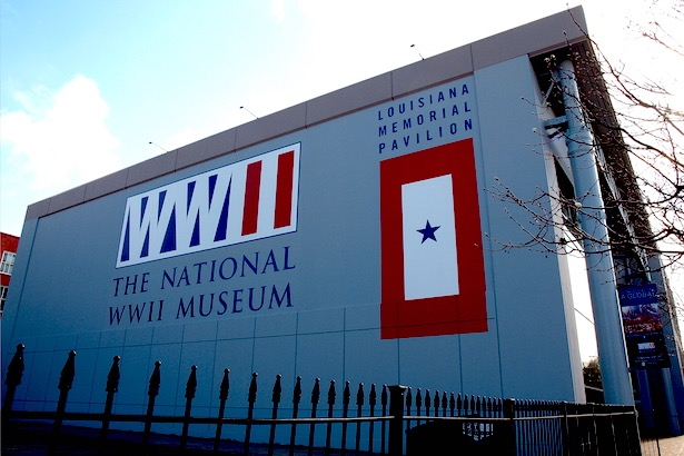 The National World War II Museum in New Orleans: