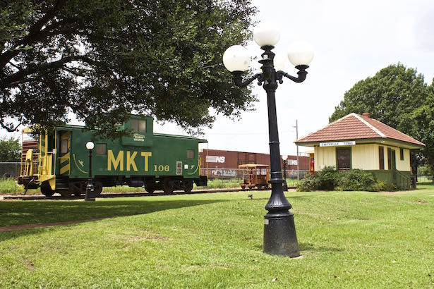 Smithville Texas - Railroad Depot