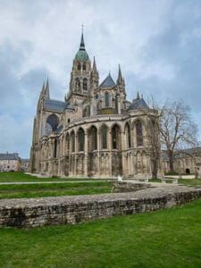 France - Bayeux Cathedral