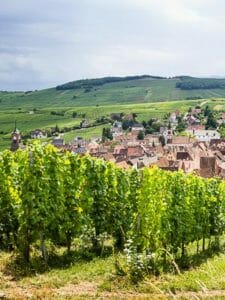 France Alsace Region