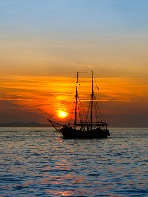 Zadar Croatia - Sunsets