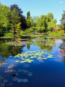 France Giverny - Monet Home & Gardens