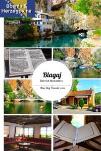Blagaj Tekke - Bosnia & Herzegovina