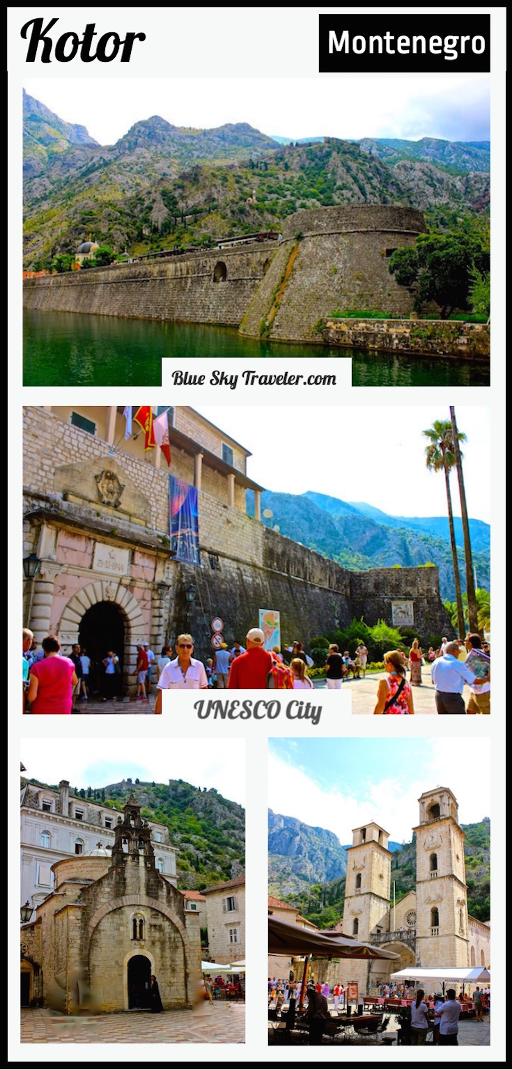 Montenegro - Kotor - BlueSkyTraveler.com