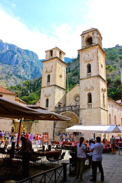 Kotor - St. Tryphon Cathedral - BlueSkyTraveler.com