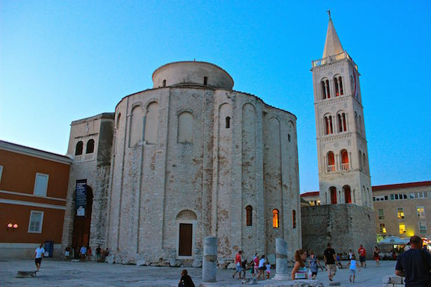 St. Donata - Zadar Croatia
