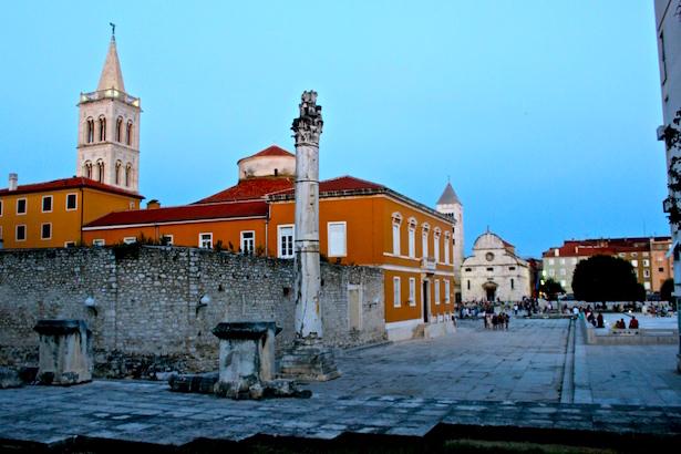 Croatia - Roman Forum