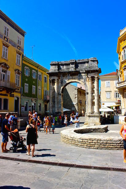 Pula, Croatia - BlueSkyTraveler.com