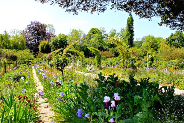 Monet's Giverny Clos Normand