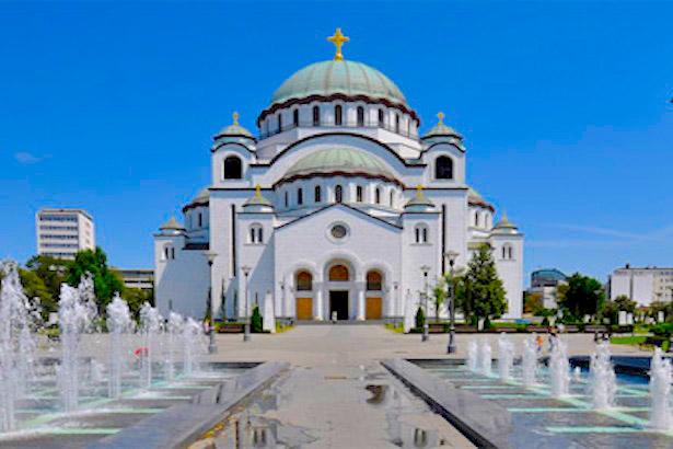 Serbia.Belgrade.SaintSava