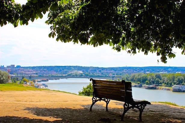 Serbia.Belgrade.River