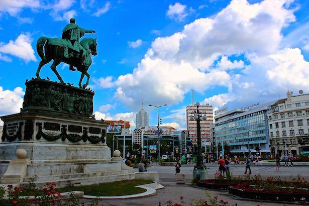 Serbia.Belgrade.RepublicSquare