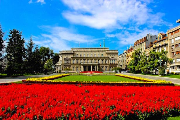 Serbia.Belgrade.OldCourts