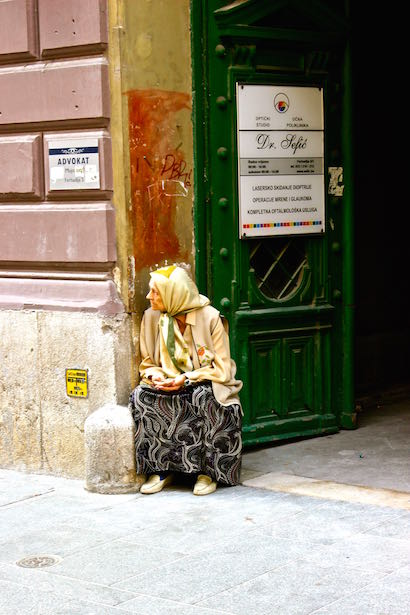 Sarajevo Woman